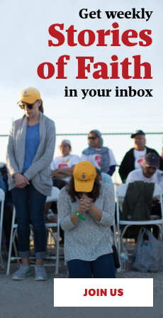 Subscribe for weekly stories sent to your inbox