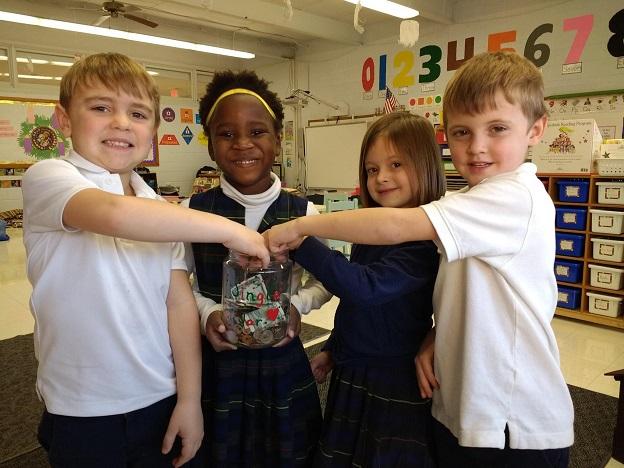Catholic Extension Parish Projects Blessed Sacrament School