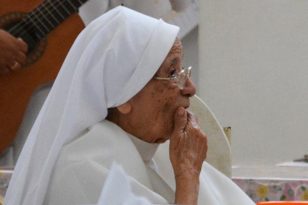 Dominican Sister in Puerto Rico