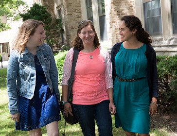 With advanced degrees, young adults can apply their talents and energy as effective ministry leaders in your diocese
