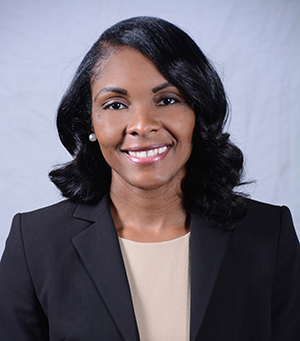 Dr. Shakebra Young, Executive Director of St. Gabriel Mercy Center