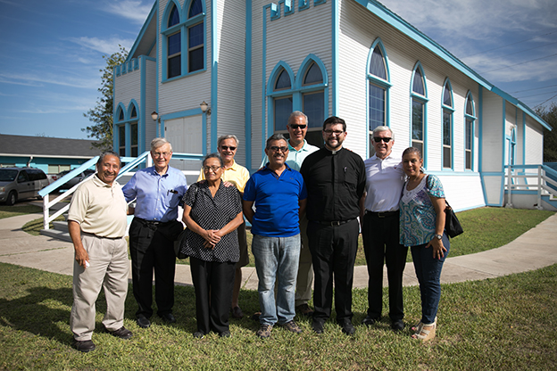 Pastor Immersion Trip to Lopezville, Texas
