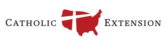 Catholic extension logo