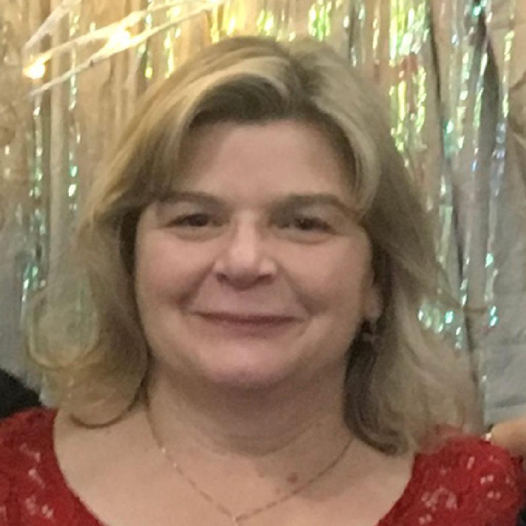 Lumen Christi Award nominee Jenny Michaelson