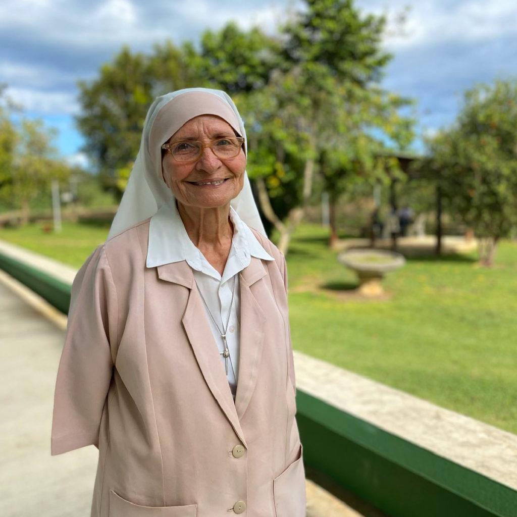 Lumen Christi Award Nominee Sister Georgina Beaz-Díaz