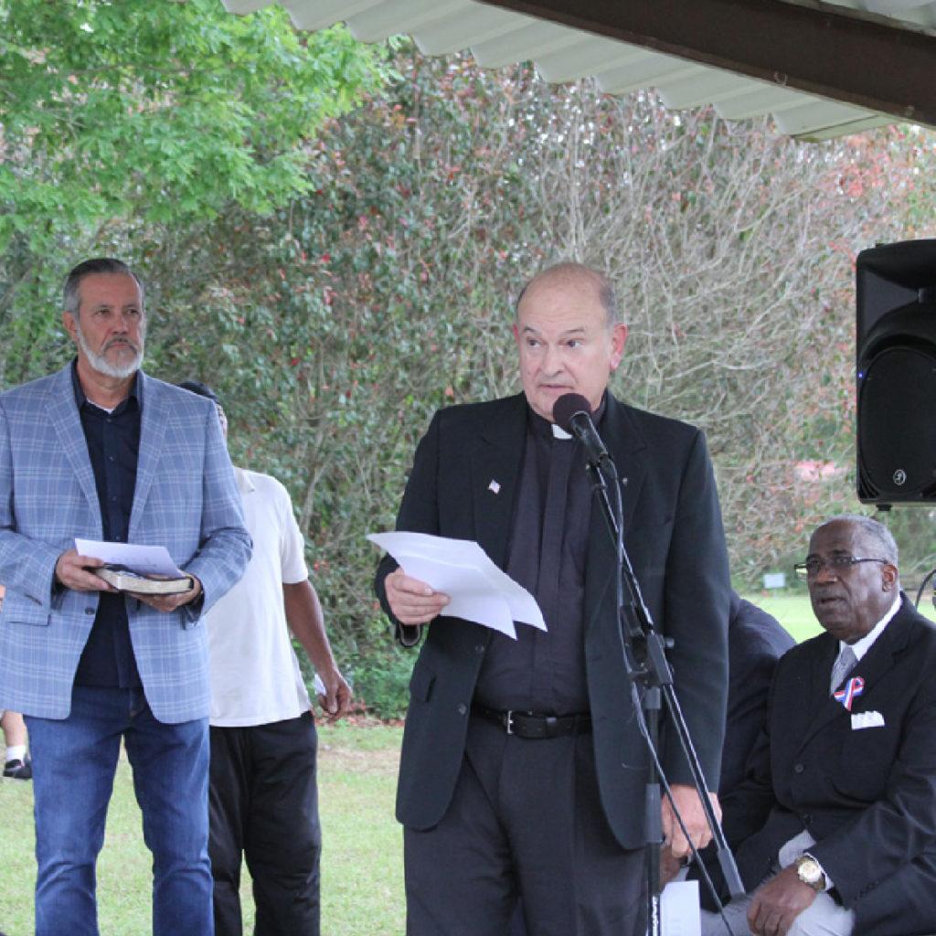 Lumen Christi Award Nominee Father Ron Foshage, MS