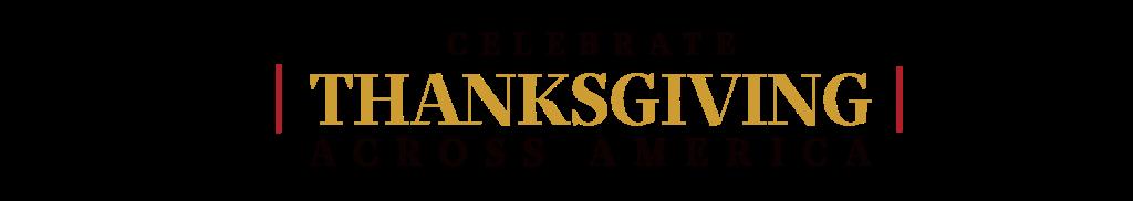Celebrate Hope Thanksgiving Joy Across America